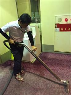 フロアの清掃について